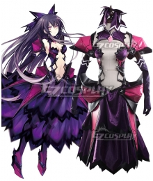 Date A Live Tohka Yatogami Inverse Form Cosplay Costume