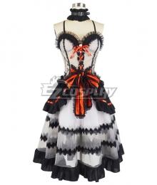 Date A Live Tokisaki Kurumi Nightmare Cosplay Costume - C Edition