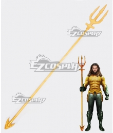 DC Aquaman Arthur Curry Trident Cosplay Weapon