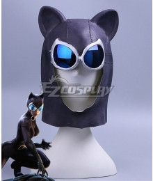 DC Batman Catwoman Selina Kyle Halloween Mask Cosplay Accessory Prop