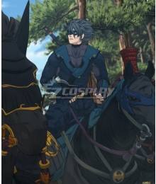 DC Batman Ninja Nightwing Cosplay Costume