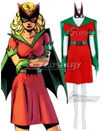 DC Comics Batgirl Bette Kane Cosplay Costume