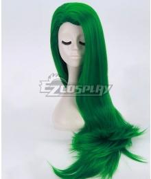 DC Comics Batman Suicide Squad Female Joker Green Cosplay Wig