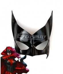DC Comics Batwoman Katherine Kane Mask Cosplay Accessory Prop