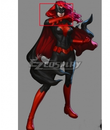 DC Comics Batwoman Red Cosplay Wig