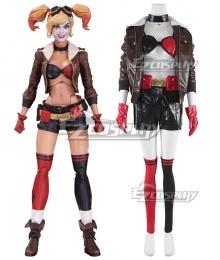 DC Comics Bombshell Harley Quinn Cosplay Costume