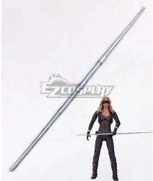 DC Comics Green Arrow Black Canary Arrow Sarah Cosplay Weapon Prop