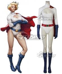 DC Comics Power Girl Kara Zor-L Karen Starr Cosplay Costume