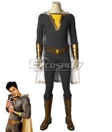 DC Comics Shazam! Eugene Choi Cosplay Costume