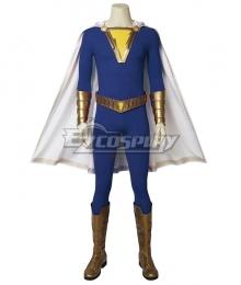 DC Comics Shazam! Freddy Freeman Cosplay Costume