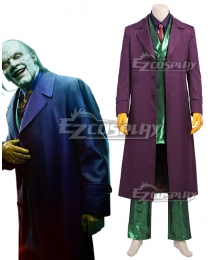 DC Gotham Joker Cosplay Costume