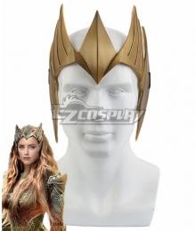DC Justice League Movie Mera Headwear Crown Cosplay Accessory Prop
