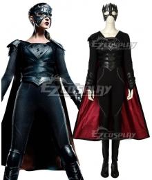 DC Supergirl Season 3 Samantha Arias Reign Cosplay Costume