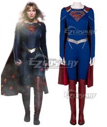 DC Supergirl Season 5 Kara Danvers Cosplay Costume B Edition
