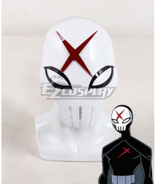 DC Teen Titans Red X Mask Cosplay Accessory Prop