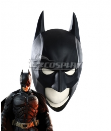 DC The Dark Knight Rises Batman Bruce Wayne Mask Cosplay Accessory Prop