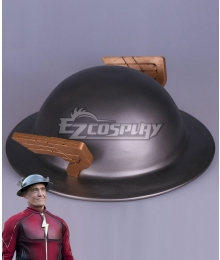 DC The Flash Jay Garrick Helmet Cosplay Accessory Prop
