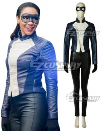 DC The Flash Season 5 Iris West Cosplay Costume