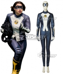 DC The Flash Season 5 Nora West Allen Cosplay Costume