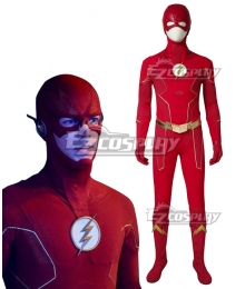 DC The Flash Season 6 Barry Allen Cosplay Costume