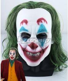 DC The Joker Teaser Trailer Joker Mask Cosplay Accessory Prop