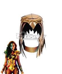 DC Wonder Woman 1984 Diana Prince Armor Mask Cosplay Accessory Prop