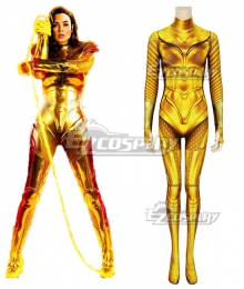 DC Wonder Woman 2 1984 Diana Prince Zentai Jumpsuit Cosplay Costume