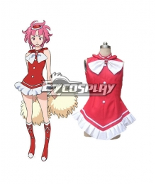 Gundam Reconguista in G Noredo Nagu Cosplay Costume