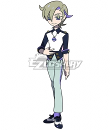 Death March Club Jennu Cosplay Costume