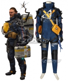 Death Stranding Sam Cosplay Costume