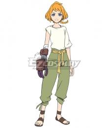 Deca-Dence Dekadansu Natsume Cosplay Costume