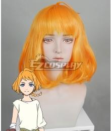 Deca-Dence Natsume Orange Cosplay Wig