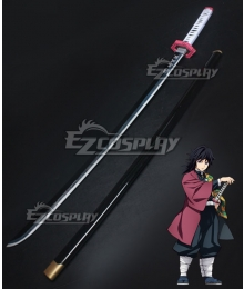 Demon Slayer: Kimetsu no Yaiba Giyuu Tomioka Sword Cosplay Weapon Prop