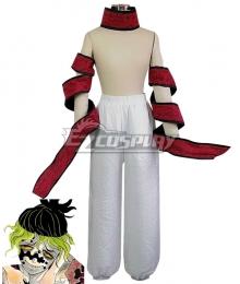 Demon Slayer: Kimetsu no Yaiba Gyutaro Cosplay Costume