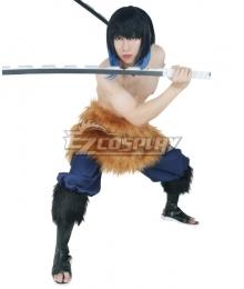 Demon Slayer: Kimetsu No Yaiba Inosuke Hashibira Cosplay Costume