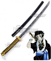 Demon Slayer: Kimetsu No Yaiba Kaigaku Knife Scabbard Cosplay Weapon