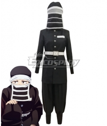 Demon Slayer: Kimetsu No Yaiba Kakushi Goto Cosplay Costume