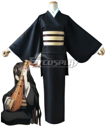 Demon Slayer: Kimetsu No Yaiba Nakime Cosplay Costume