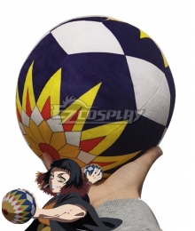 Demon Slayer: Kimetsu No Yaiba Susamaru Plush Ball Cosplay Accessory Prop