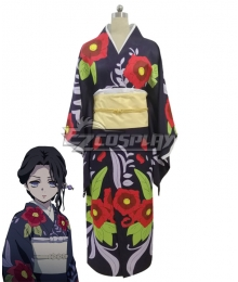 Demon Slayer: Kimetsu No Yaiba Tamayo Cosplay Costume