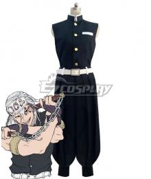 Demon Slayer: Kimetsu no Yaiba Tengen Uzui Cosplay Costume