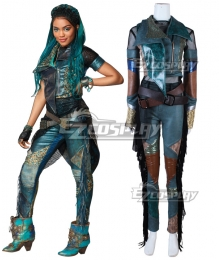 Descendants 3 Uma Cosplay Costume
