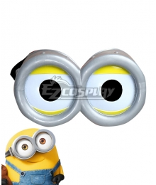 Despicable Me Minions Helloween Mask Cosplay Accessory Prop