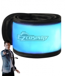 Detroit: Become Human Connor Kara LED Light Armband Cosplay Accessory Prop - Not Include Button Cell