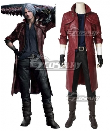 Devil May Cry 5 Dante Cosplay Costume - A Edition