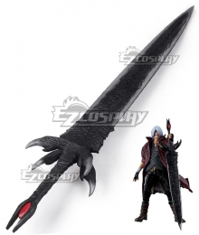 Devil May Cry 5 Dante Sword B Edition Cosplay Weapon Prop