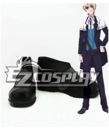 Devils and Realist William Twinging Cosplay Shoes