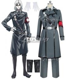 Dies Irae Wilhelm Ehrenburg Cosplay Costume