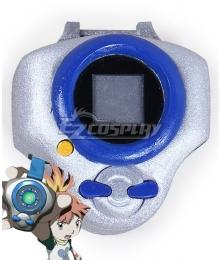 Digimon Adventure Digital Monster Rika Nonaka Digivice Cosplay Accessory Prop
