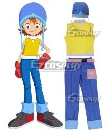 Digimon Adventure Digital Monster Sora Takenouchi Cosplay Costume